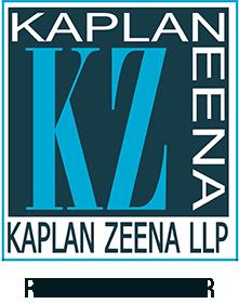 Kaplan Zeena LLP Logo